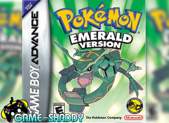PokemonEmerald PSP