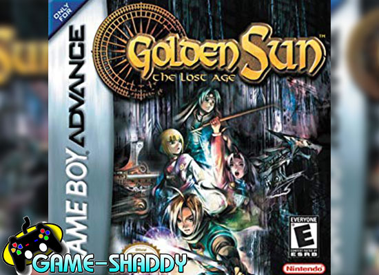 Golden Sun The Lost Age PSP