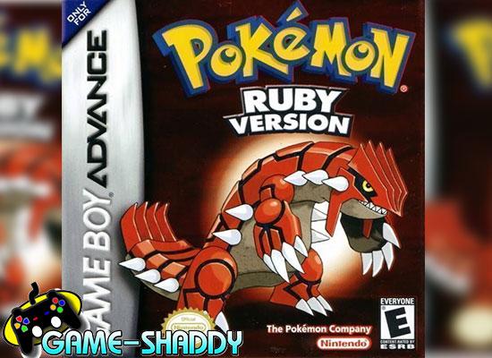 Pokemon Ruby PSP