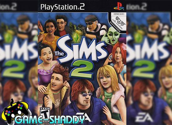 เดอะซิมส์ 2 PS2