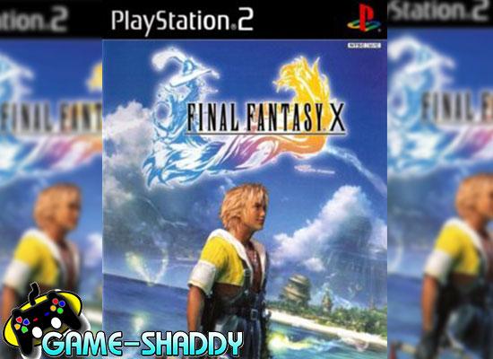 ไฟนอลแฟนตาซี X PS2